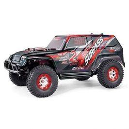 RC Auto Extreme-2 4WD RTR 1:12 červené