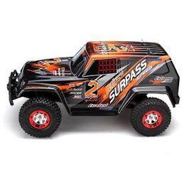 RC Auto Extreme-2 4WD RTR 1:12 oranžové