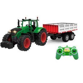 Traktor Fendt  s el. sklápěcím vozíkem 1:16