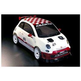Licencovaný FIAT 500 Rally ABARTH 4 WD