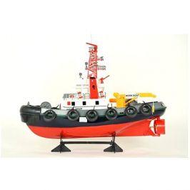 Hasičská loď s vodním dělem RTR