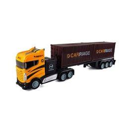 Kamion s kontejnerovým návěsem 1:16