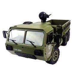 U.S. Military Truck proporcionální s WiFi kamerou 1:12