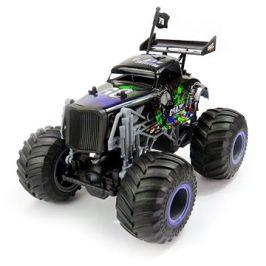 Big Wheel Cars 1:16 černá