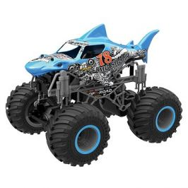 Big Wheel Cars 1:16 Big Shark modrý