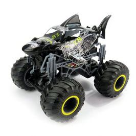 Big Wheel Cars 1:16 Big Shark černý