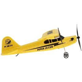 PIPER J-3 CUB RC letadlo