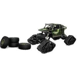 Crawler Forest Climb s pásy i pneu 1:18