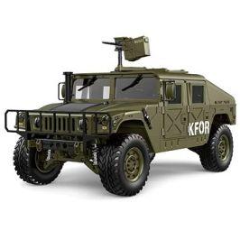 Hummer H1 písková zelený
