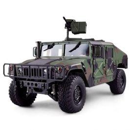 Hummer H1 zelená kamufláž