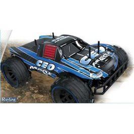 Auto RACERS 1:8 modrý