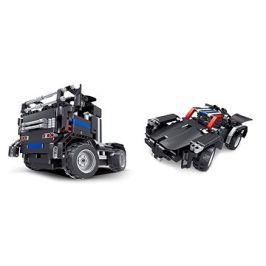 RC kamion & sporťák 2v1 teknotoys mechanical master