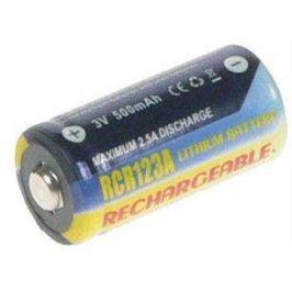 Avacom za CR123A, CR23, DL123A nab. lithium 3V 500mAh