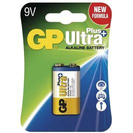 GP Ultra Plus Alkaline 9V 1ks v blistru