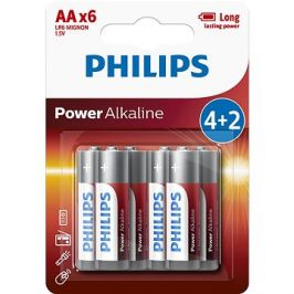 Philips LR6P6BP 6ks v balení