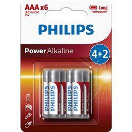 Philips LR03P6BP 6ks v balení