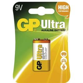 GP Ultra Alkaline 9V 1ks v blistru