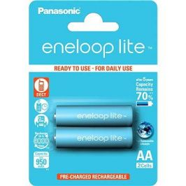 Panasonic eneloop lite AA 950mAh 2ks