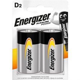 Energizer Alkaline Power D/2