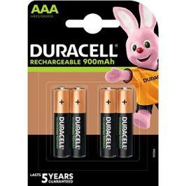 Duracell Rechargeable AAA 900mAh - 4 ks
