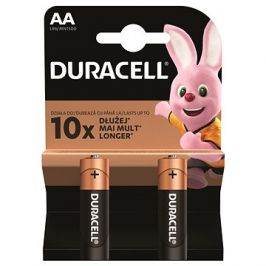 Duracell Basic AA 2 ks
