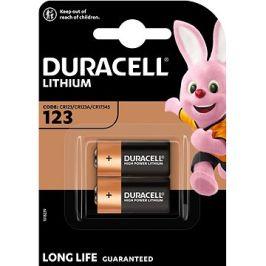 Duracell Ultra CR123A 2 ks