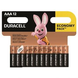 Duracell Basic AAA 12 ks