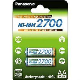 Panasonic NiMH AA 2700mAh 2ks