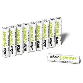AlzaPower Super Alkaline LR03 (AAA) 10ks v eko-boxu