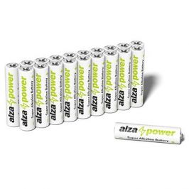 AlzaPower Super Alkaline LR03 (AAA) 20ks v eko-boxu