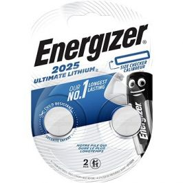 Energizer Ultimate Lithium CR2025 2pack