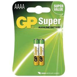 GP Alkalická speciální baterie GP 25A (AAAA, LR8), 2 ks