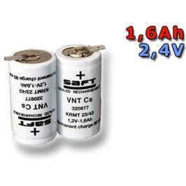 GOOWEI SAFT 2.4V 1600mAh vysokoteplotní (2SBSVTCs)