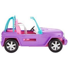 Barbie Plážový kabriolet