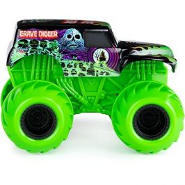 Monster Jam se setrvačníkem - Grave Digger