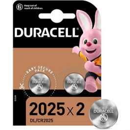 Duracell CR2025 2 ks