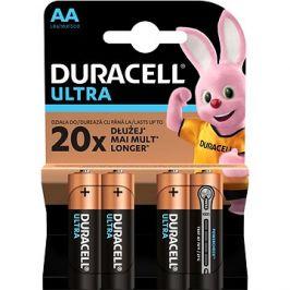Duracell Ultra AA 4 ks