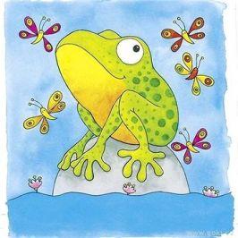 Goki žába - vývojové vrstvené puzzle