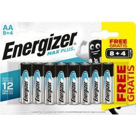 Energizer MAX Plus AA 8 + 4 ks zdarma