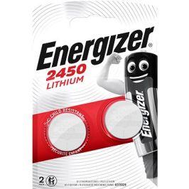 Energizer Lithiová knoflíková baterie CR2450 2 kusy
