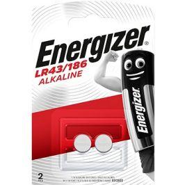 Energizer Speciální alkalická baterie LR43 / 186 2 kusy