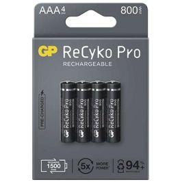 GP ReCyko Pro Professional AAA (HR03), 4 ks