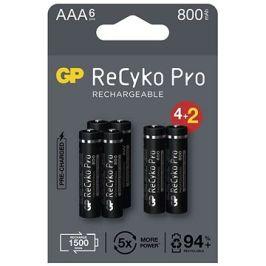GP ReCyko Pro Professional AAA (HR03), 6 ks