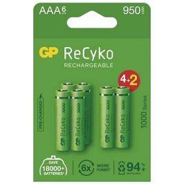 GP ReCyko 1000 AAA (HR03), 6 ks