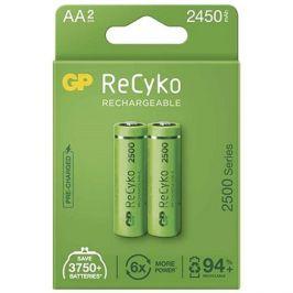 GP ReCyko 2500 AA (HR6), 2 ks