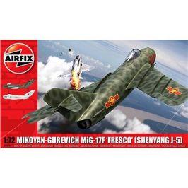 Classic Kit letadlo A03091 - Mikoyan-Gurevich MiG-17F 'Fresco'