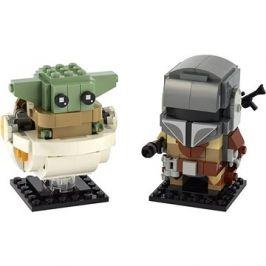 LEGO Star Wars TM 75317 Mandalorian a dítě