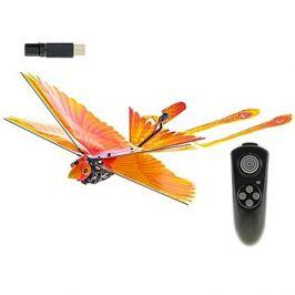 R/C Go Go Bird létající 18cm, na baterie s USB, 2,4GHz