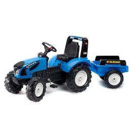 Traktor šlapací Landini Serie 7 s valníkem
