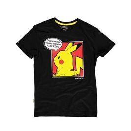 Pokémon Pikachu - Pika Pop - tričko XL